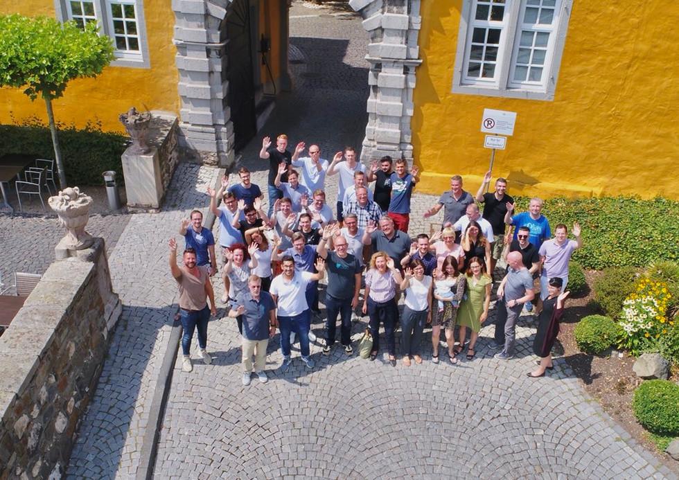 The Blockchain Summer School Participants