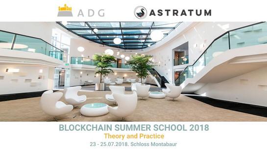 The Blockchain Summer School Schloss Montabaur