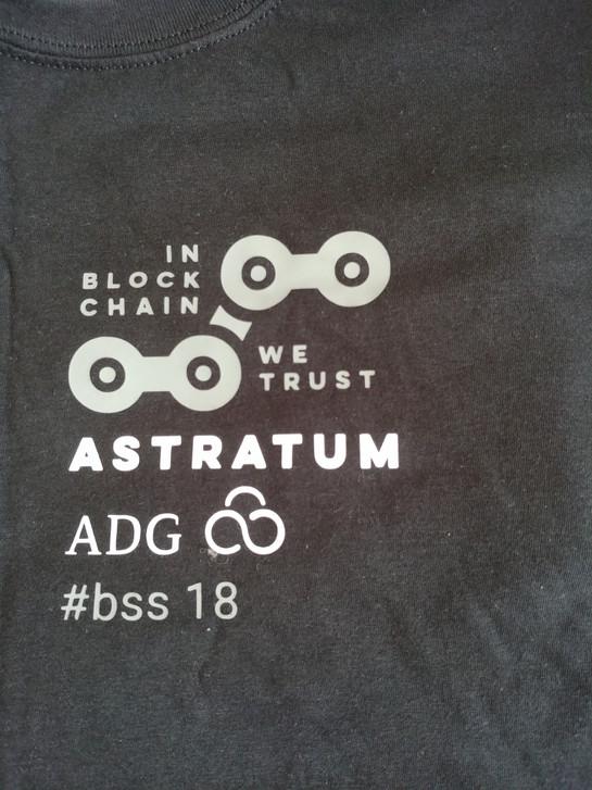 ADG ASTRATUM BSS18 Blockchain Summer Sch