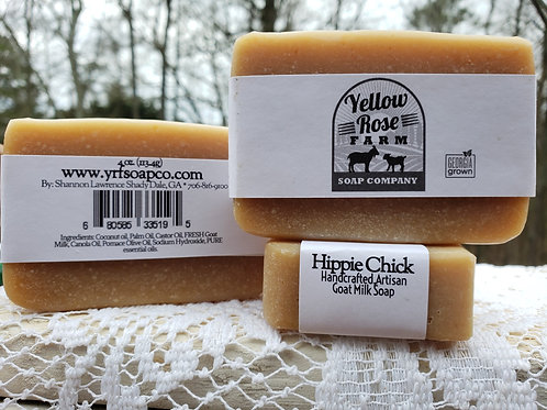 Hippie Chick Soap Bar