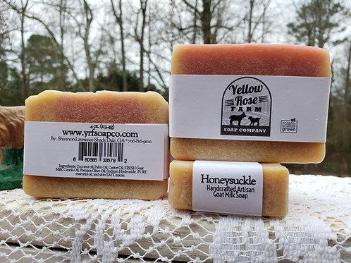 Honeysuckle Soap Bar