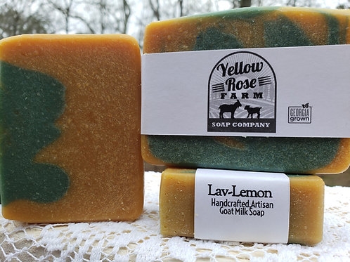 Lav-Lemon Soap Bar