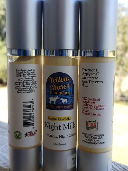 Night Milk - Night Cream