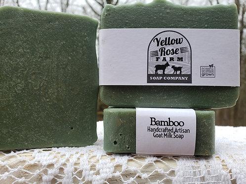 Bamboo Bar Soap
