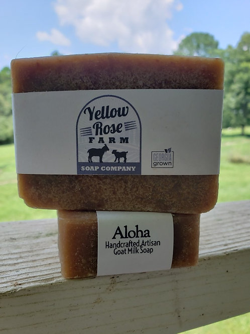 Aloha Bar Soap