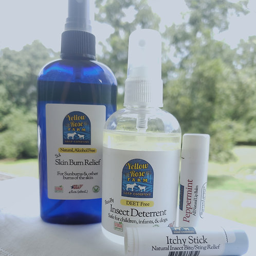 Outdoor Skin care Kit