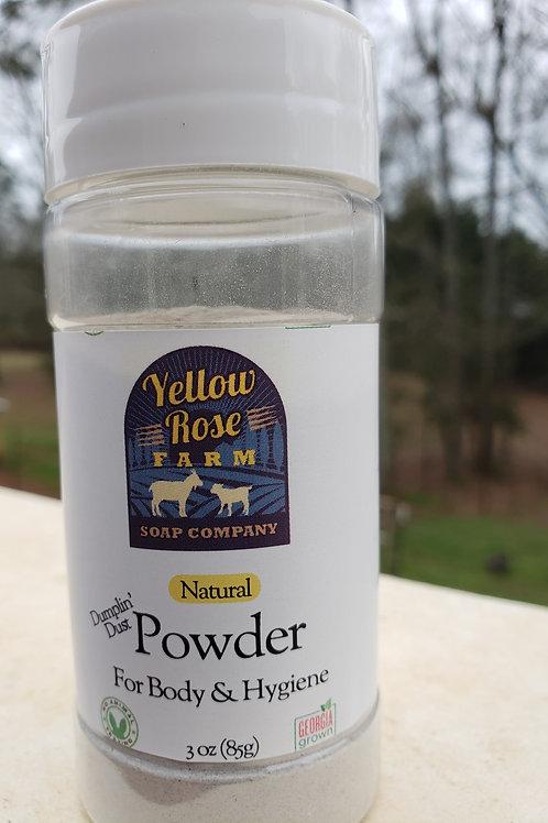 Dumplin' Dust Powder: Body Powder
