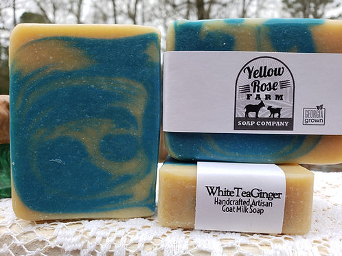White Tea Ginger Soap Bar