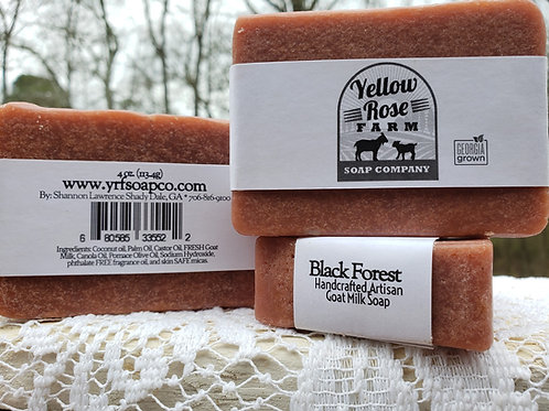 Black Forrest Soap Bar