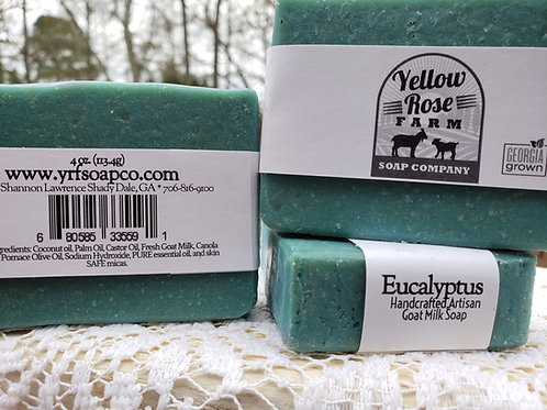 Eucalyptus Soap Bar