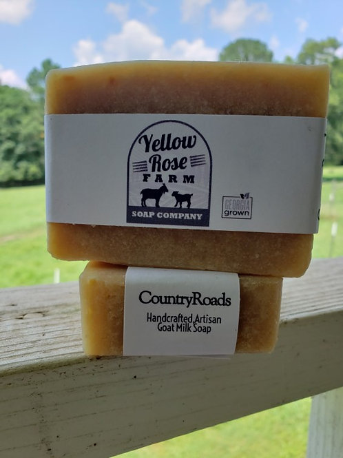 Country Roads Bar Soap