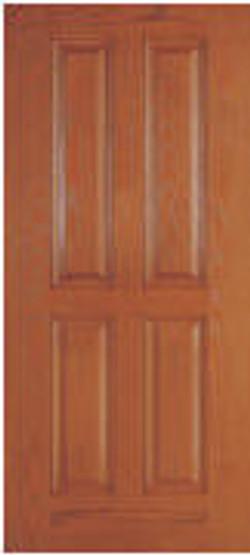 true four panel door