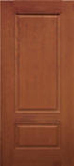 3 4 ths Two Panel Door