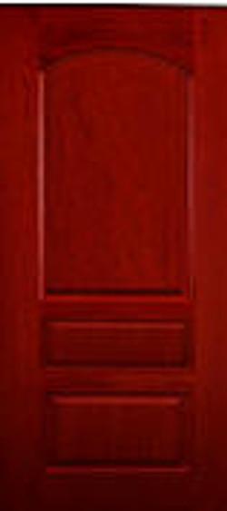 true three panel door