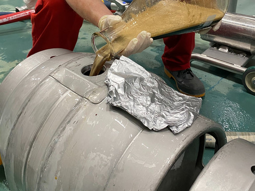 Cask Ale Specials at Twin Oast Available Friday 4/2 and Saturday 4/3