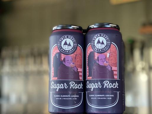 BEER RELEASE: Twin Oast Releases Sugar Rock, a Belgian Dubbel