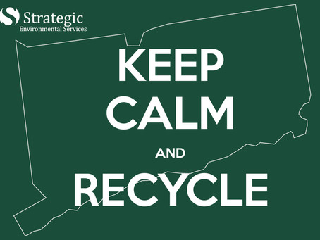 Connecticut Recycling Plan - Ready, Set, Recycle!