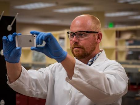 SES in Oregon: Lab Decontamination