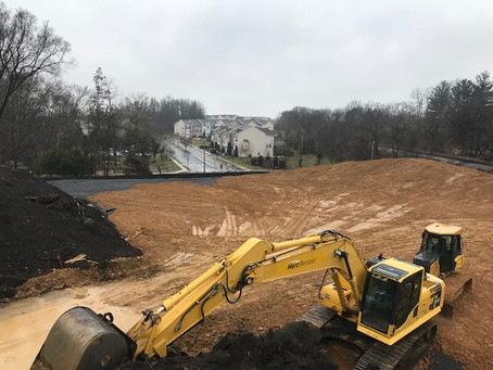 Hagerstown, Maryland - Site Capping