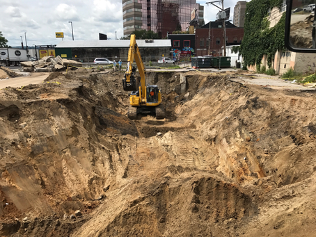 Extensive Remediation in Manchester, NH