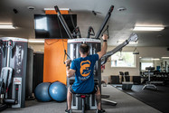 Freemotion Genisis DS High Row + Lat Pull