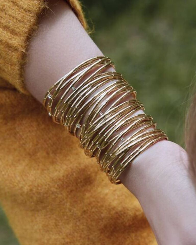 Créateur - Bracelet dorés