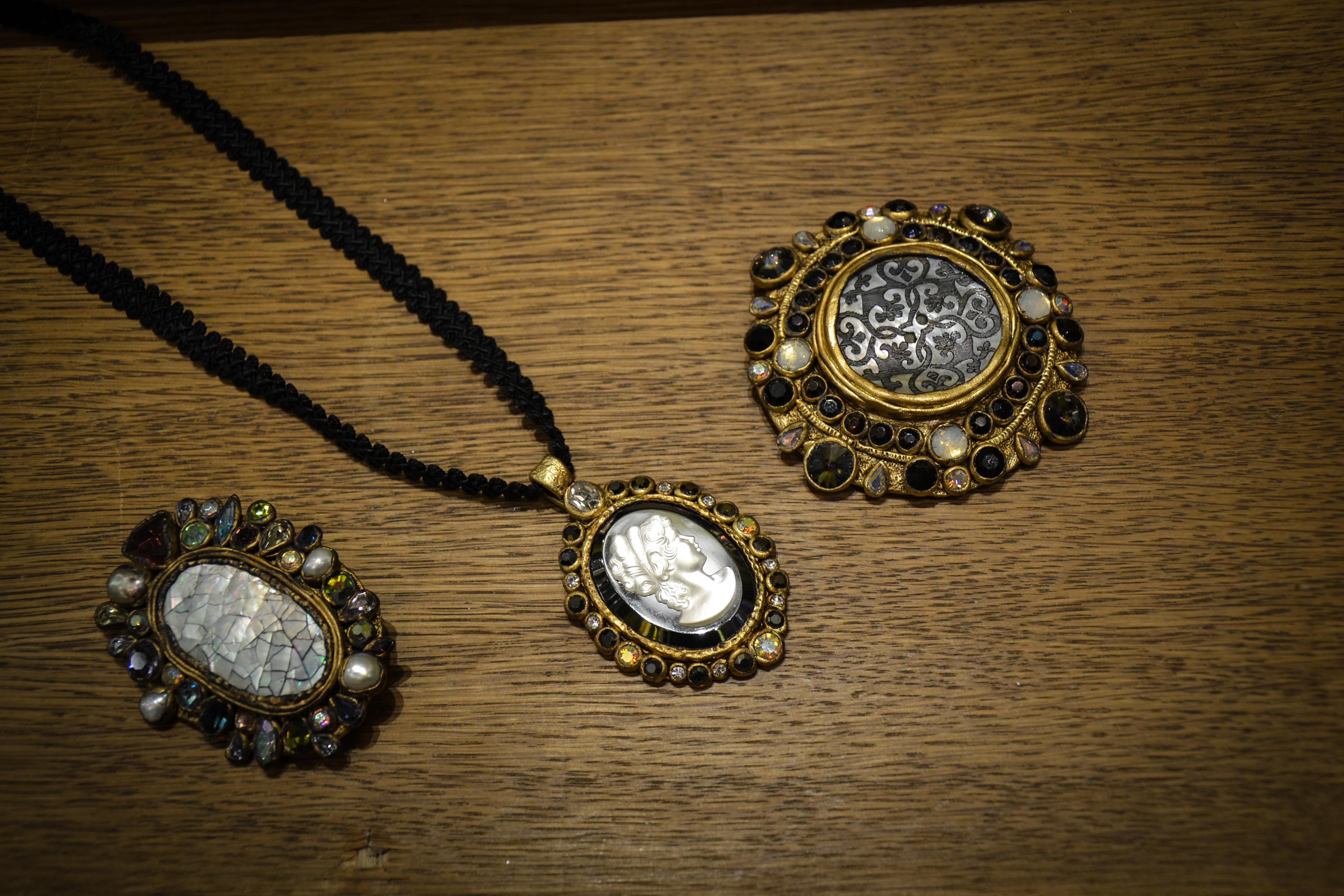 Bijoux baroques d'Ela