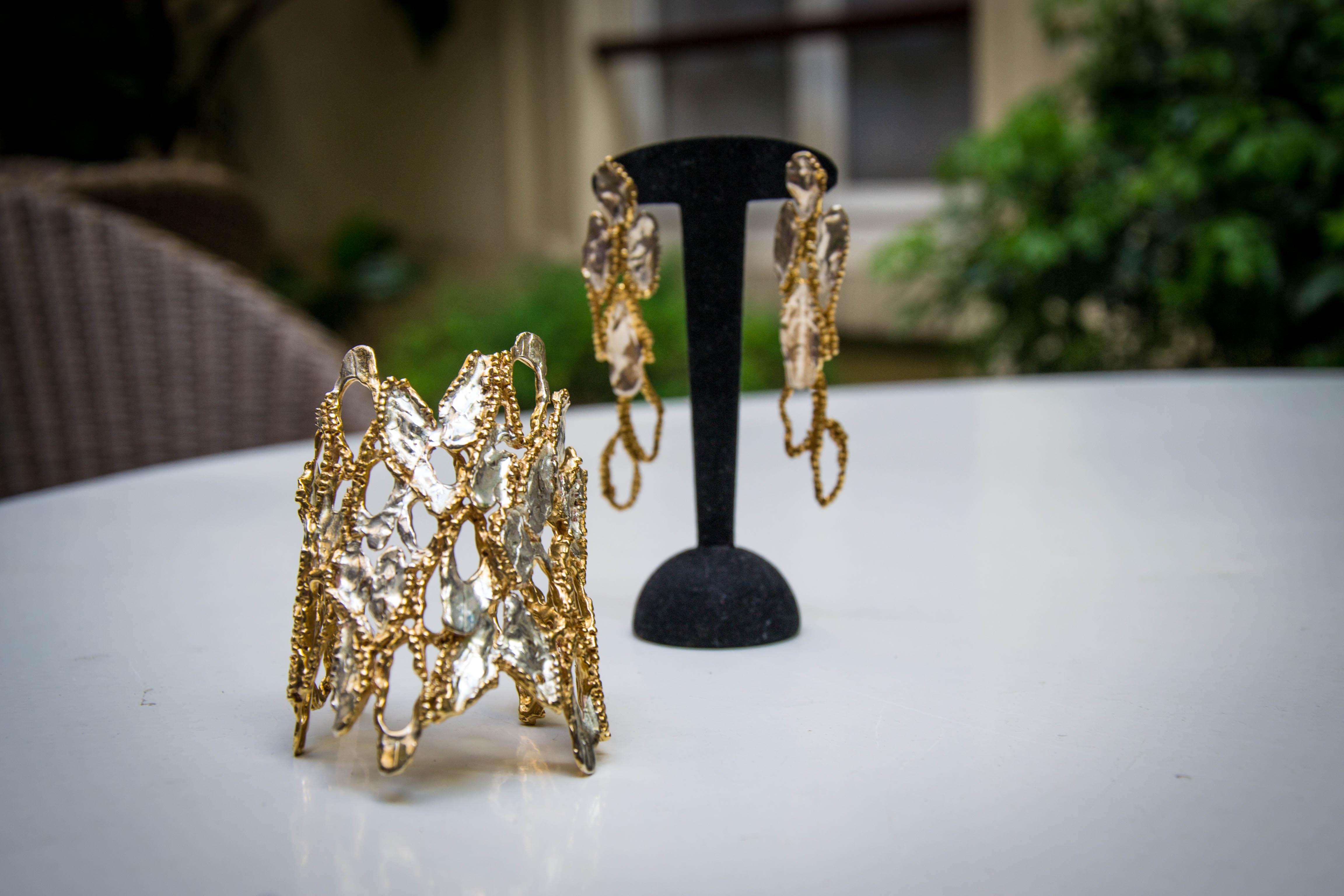 Bijoux sculpture