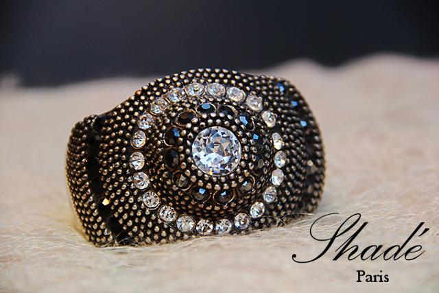 Bracelet argent strass Swarovski