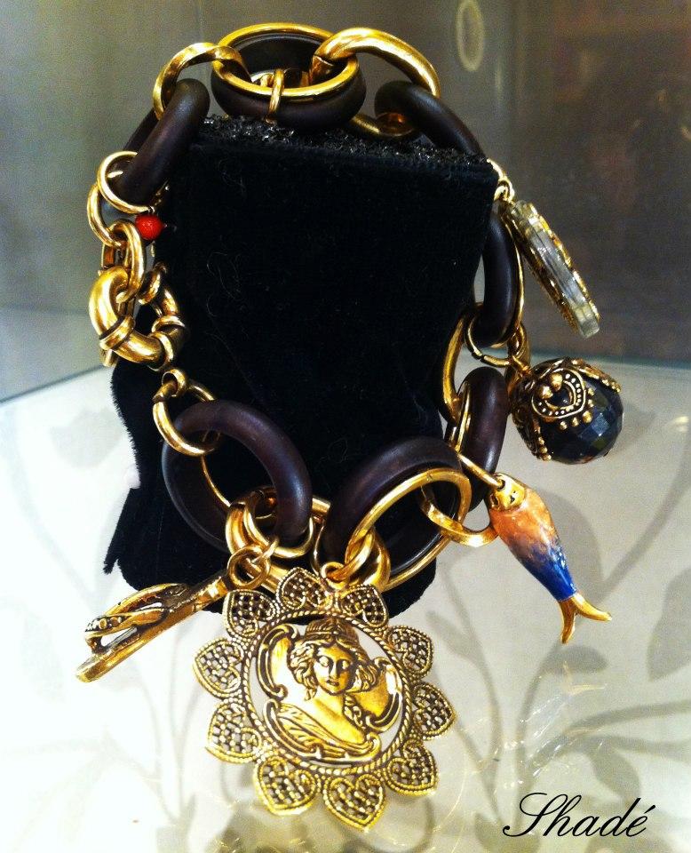 Créateur - bracelet charmes