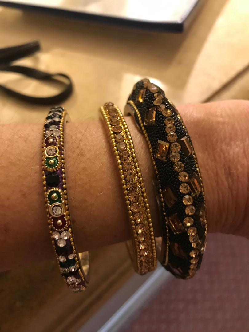 Bracelets strass