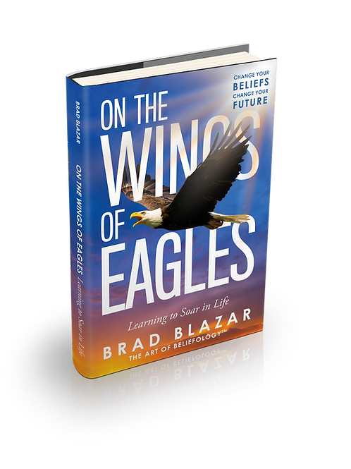 On the Wings of Eagles - Learn to Soar in Life