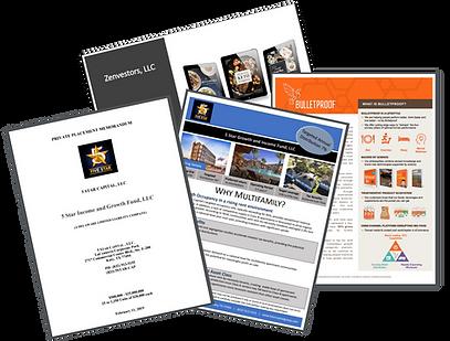 Offering-Memorandum-Investor-Kit-Stack-1