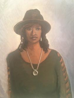 Lynette Fitzgerald, #9