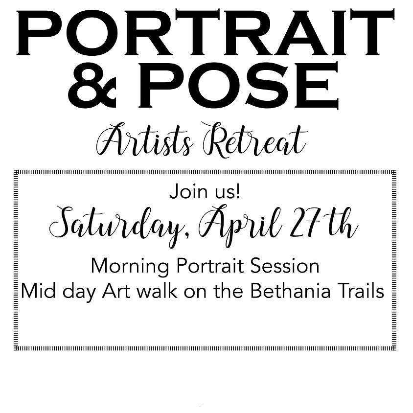 Portrait Morning Session $45