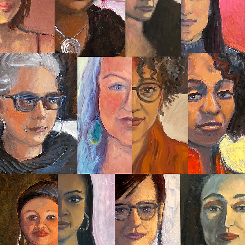 ArtAbout 50 Women Art Auction