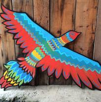 Porch Bird