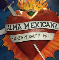 Alma's Sacred Heart