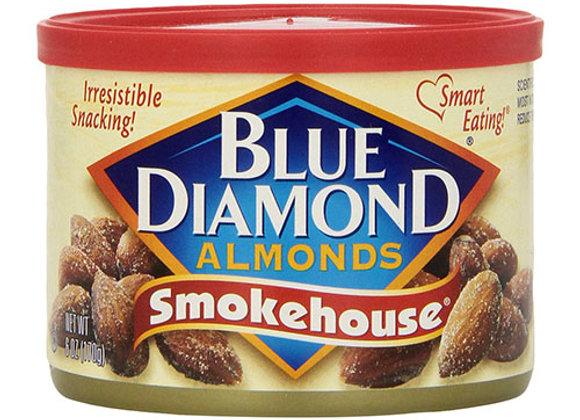 Almendras Smokehouse Blue Diamond 6oz