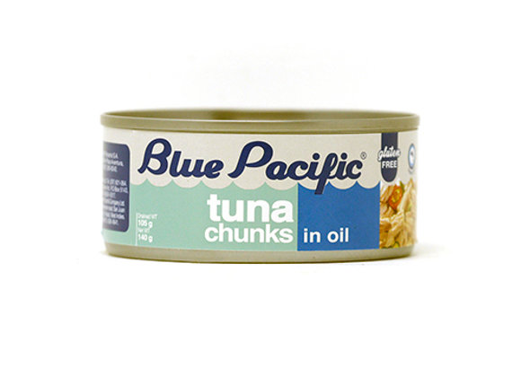 Trozos de Atun en Aceite Blue P 140gr