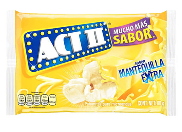 Millo Extra Mantequilla Act II