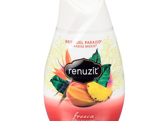 Aromatizante Paradise Breeze Renuzit 7oz