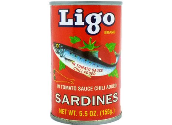 Sardina Picante Ligo 5.5 onz