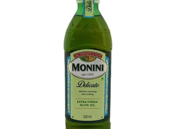 Aceite de Oliva Extra Virgen Monini 500ml