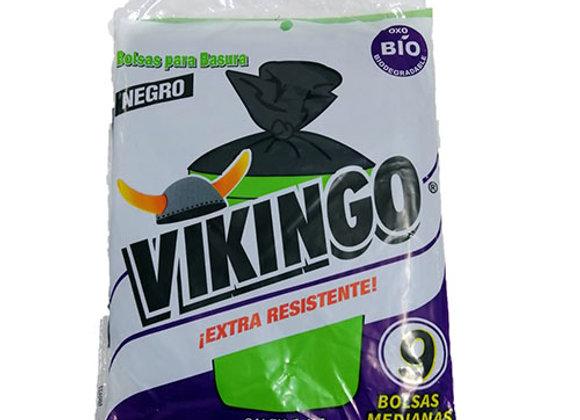 Bolsa de Basura Mediana 19 X 22 Vikingo