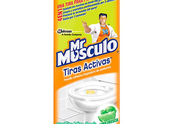 Pato Tiras Activas Lima Fresca Mr Musculos