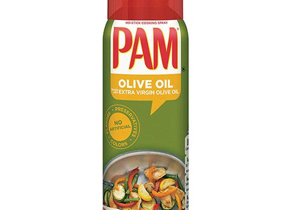 Spray para Cocinar Aceite de Oliva Pam 5oz