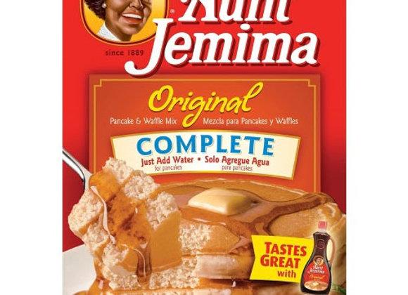 Pancake Original Completo Aunt Jemima