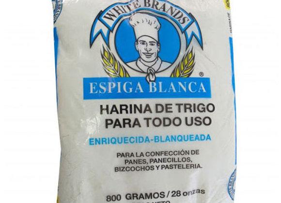 Harina de Trigo Espiga Blanca 1Lb