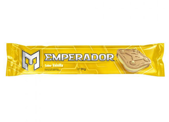 Emperador Vainilla Gamesa 91gr
